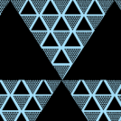 Triangles of Triangles of Triangles
