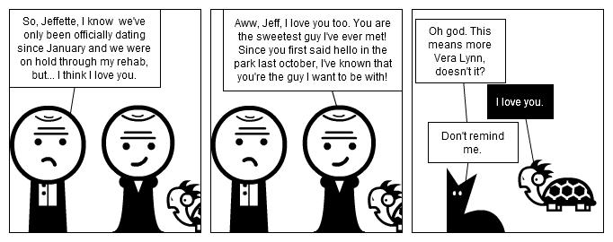 Jeff 5/7/12: I Ship Mary and Max, SO SUE ME