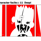 :::le character facile::: 11  Doopi