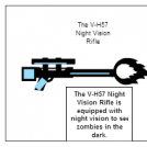 V-H57 Night Vision Rifle