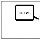 3-D!!!☺