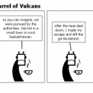 More Fun Than A Barrel of Vulcans