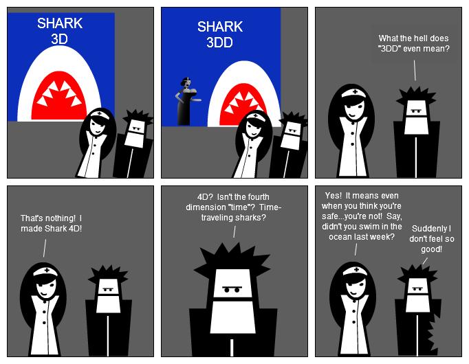 Shark 4D