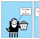 It's not salad