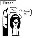 Fiction v/s Truth