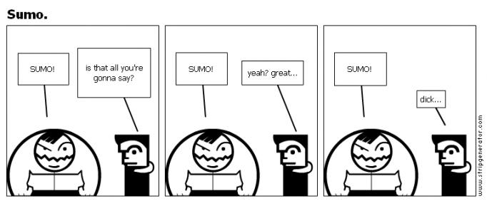 Sumo.