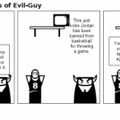 The Mis-Adventures of Evil-Guy