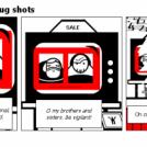 Bill the Klingon - Mug shots