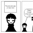 The Adventures of Goth Girl