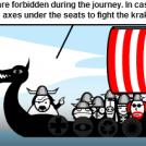 Vikings trips