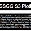 SSGG S3: Plotline
