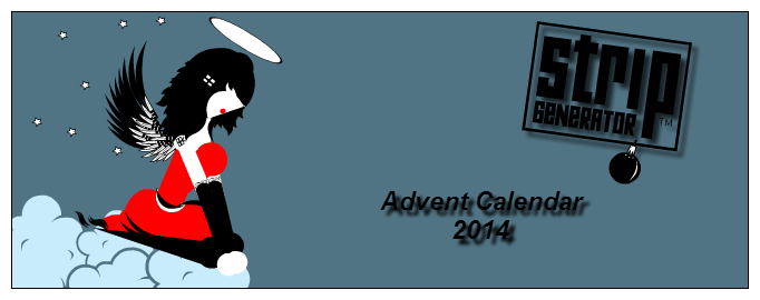 Advent Calendar - Booklet