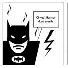Batman to cirkuz