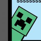 Minecraft: a pond