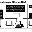The Tech Support Mumbler: Am I Hearing This?