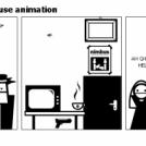 The weird A treehouse animation