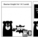 Bearian Knight Vol 1 # 2 contd.