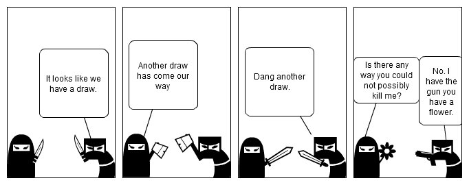 The draws