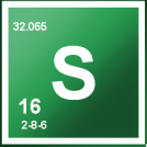 sulfur/germanium
