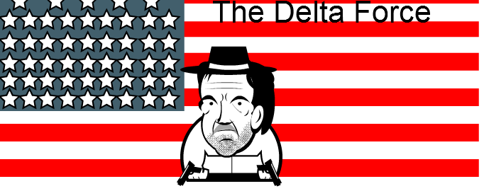 The Delta Force: Chuck Norris