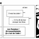 Wrote __ ._   La phrase