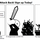 Hold back a Bunny Attack Back! Sign up Today!