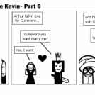 King Arthur Paulo e Kevin- Part 8