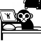 Affen sind doch schlau