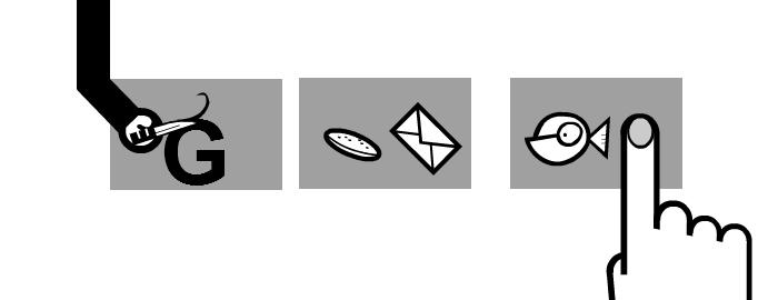 3 jeroglíficos fáciles