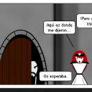 DMLM 30: entrada trasera