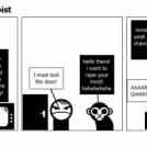 Mental Monkey Rapist