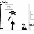 Salvame. Creado por Paula.
