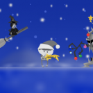 Postal de navidad para Abrotons