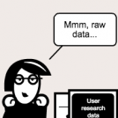User researcher experience