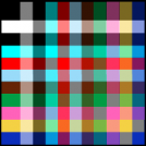 New colorchart