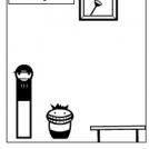 O que não fazer na casa de um amigo