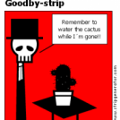 Goodby-strip