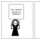 RUBRICA