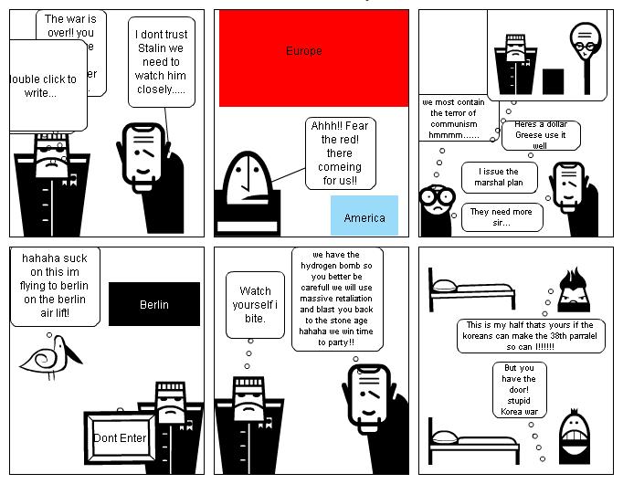 Stripgenerator Com The Cold War Comic Strip