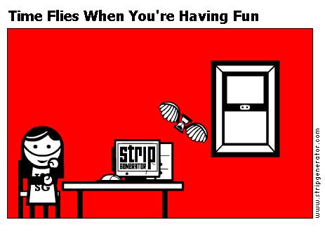 Time Flies When You're Having Fun