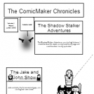 The ComicMaker Chronicles: V1 I1 6.2.13