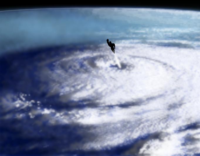 Tsunami Cloud - Prayers for Japan