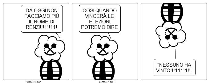 (1408) Veltroni anyone?