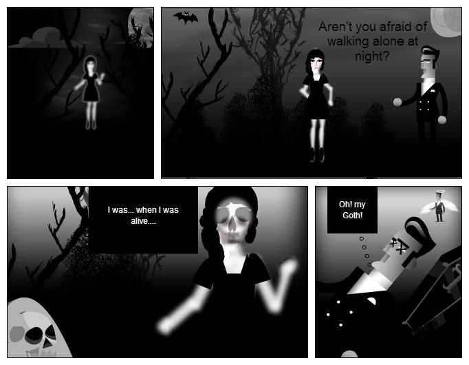 ¡Oh my Goth!