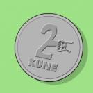 2 kune
