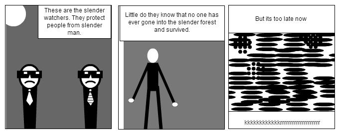 Slender watchers