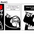 Best fiend 4ever (in Rock!)