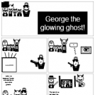 George the glowing ghost 2