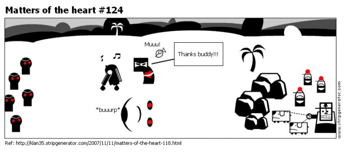 Matters of the heart #124