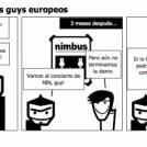 Las aventuras de los guys europeos